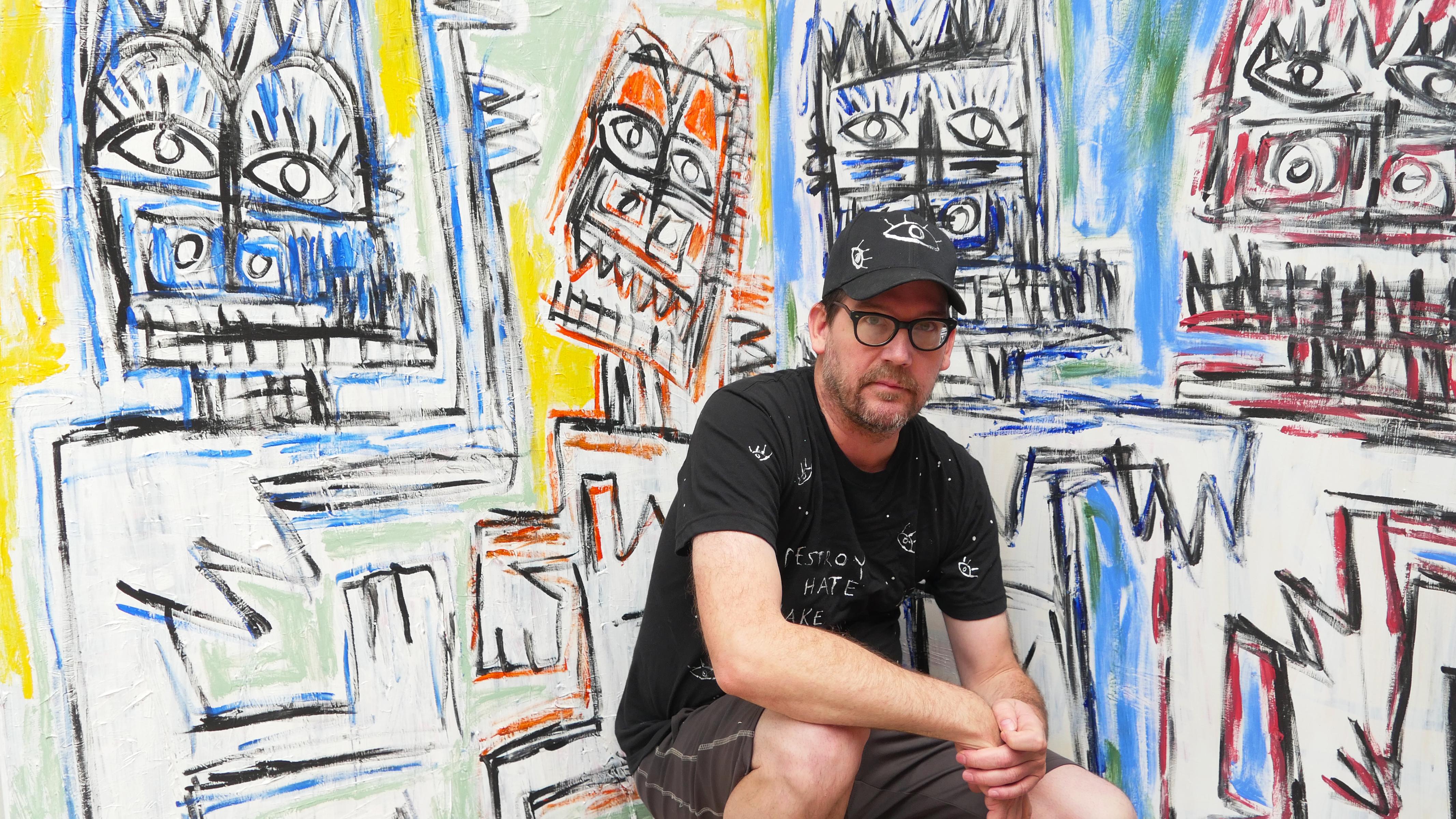 Johnny Otto Neoexpressionist