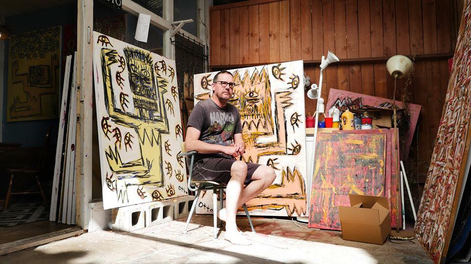 Johnny Otto Artist